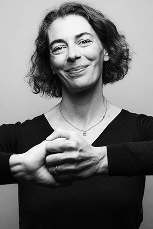 Isabelle Terrier profil coaching et accompagnement en transition écologique en entreprise desk